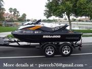 (2) 2012 Seadoo RXT 260 ONLY 6hrs w/ EZ Trailer