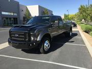 Ford 2008 Ford F-450 Lariat Crew Cab Pickup 4-Door
