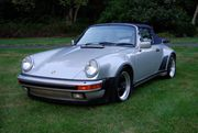 1987 Porsche 911 Factory Turbo Look M491