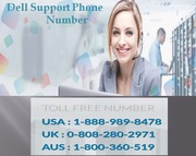 Dell Technical Support Number 1-888-989-8478