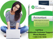 QuickBooks Accounting Software Instant Support Number 1-800-518-1838