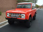 1971 ford Ford: Bronco base
