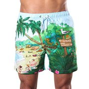 Soft & Quick Dry Men's Designer Swim Trunks,  Shorts & Board Shorts