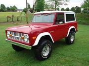 1976 Ford BroncoSTD 15000 miles