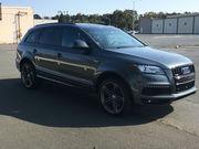 2013 Audi Q7 S-LINES-LINE