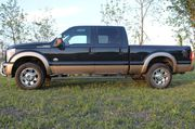 2014 Ford F-250 78000 miles