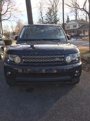 2012 Land Rover Range Rover Sport Luxury