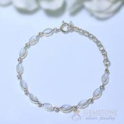 Moonstone Bracelet-Peeping Apollo