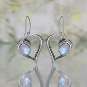 Moonstone Earring-Cupid