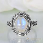 Moonstone Ring Infinite Passion